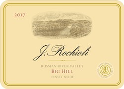 2017 Big Hill Pinot Noir